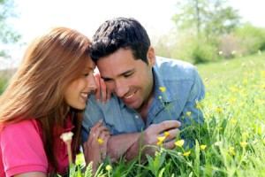 молодые супруги